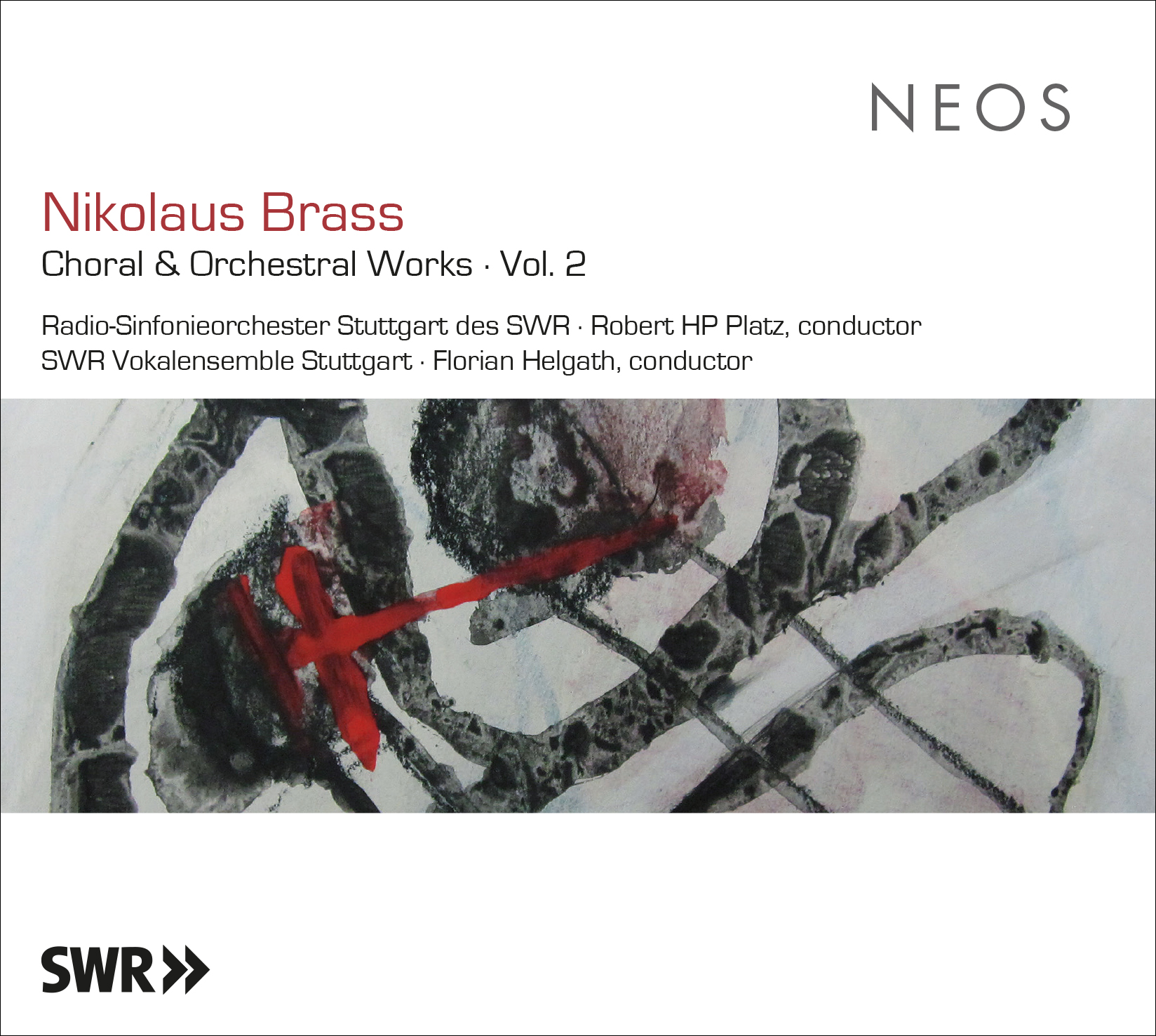 Novedades discográficas: «Choral and Orchestral Works Vol. 2» de Nikolaus Brass