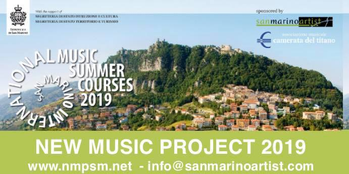 International New Music Course 2019
